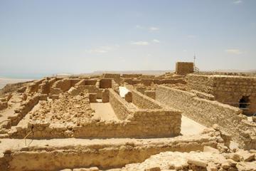 Excursão privada: Viagem de um dia para Masada e Mar Morto saindo de...