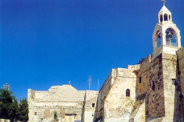 Excursión de medio día desde Jerusalén a la pequeña ciudad de Belén