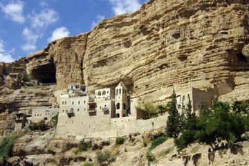 Excursión de un día desde Jerusalén a Belén y Jericó