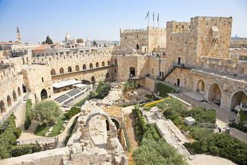 Excursión por la costa de Haifa: excursión privada a Jerusalén con...