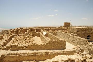 Excursión privada: Excursión de un día desde Jerusalén a Masada y el...