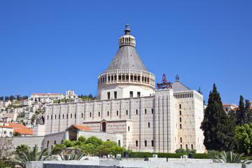 Excursion de 4 jours vers les lieux saints chrétiens et juifs...