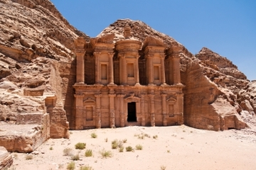 Gita di un giorno a Petra da Tel Aviv - Patrimonio dell'Umanità