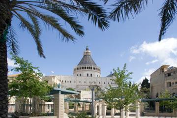 Gita giornaliera a Nazareth, Tiberiade e al Mar di Galilea da Tel Aviv