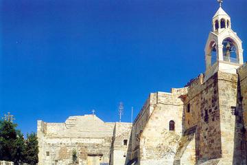 Halbtagesausflug zur kleinen Stadt Bethlehem ab Jerusalem