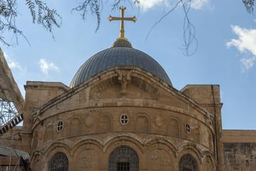 Jerusalem-Ausflug von Tel Aviv: auf den Spuren von Jesus
