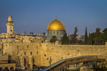 Jerusalem Super Saver: Day Tours of Jerusalem and Bethlehem and City...