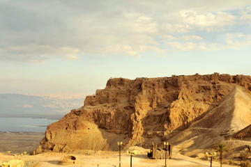 Masada and Ein Gedi Day Trip from Jerusalem