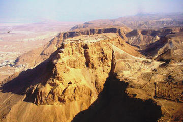 Masada and the Dead Sea Day Trip from