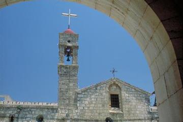 Private Führung: Nazareth, Tiberias und See von Galiläa...