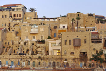 Private Tour: Jaffa and Tel Aviv from Jerusalem