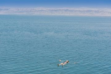 Privater Tagesausflug ab Tel Aviv: Höhepunkte Israels und Totes Meer