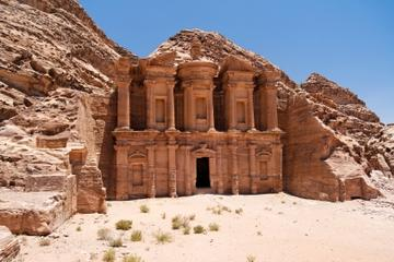 Tagesausflug von Tel Aviv nach Petra– UNESCO-Weltkulturerbe