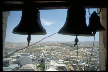 Tour giornaliero a Gerusalemme e Betlemme