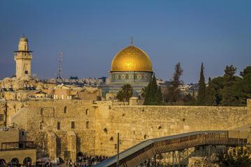 Tour super economico a Gerusalemme: tour giornaliero di Gerusalemme e