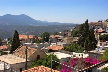 Tour zu heiligen jüdischen Stätten von Tel Aviv aus: Tiberias, Safed...