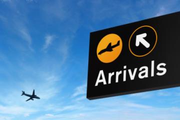 Trasferimento privato all'arrivo dall'aeroporto Ben Gurion di Tel Aviv