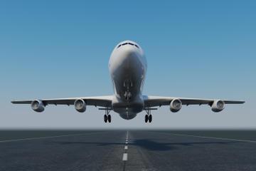 Van Jeruzalem naar het vliegveld Ben ...
