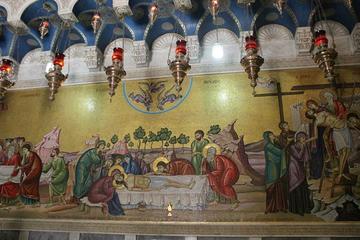 Viagem diurna à Antiga e Nova Jerusalém, saindo de Tel Aviv