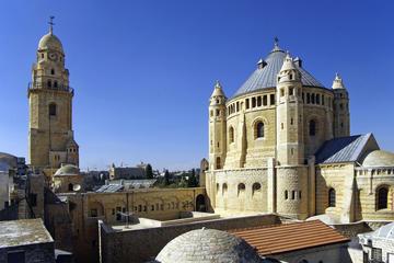 Viagem diurna à Antiga Jerusalém...