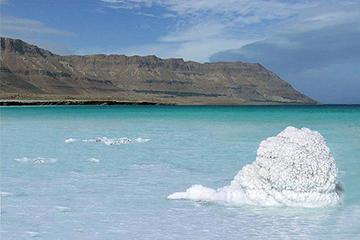 Viaje de bienestar y balneario al mar Muerto desde Jerusalén