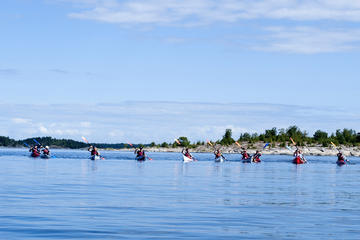 2-Day Kayaking Tour in the Archipelago of Stockholm