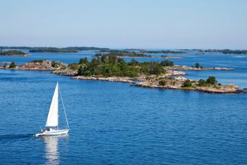 Aventura de navegación por el archipiélago de Estocolmo