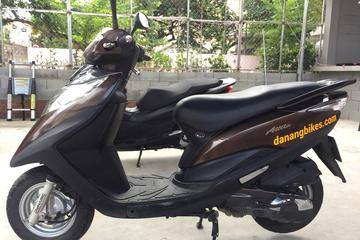Automatic Scooter 2016