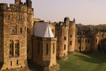 Alnwick Castle as Featured in Harry Potter and Scottish Borders Day...