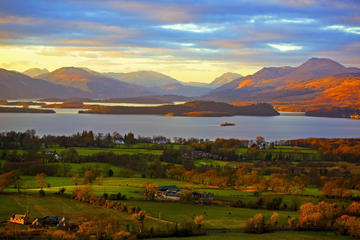 Day Trip to Loch Lomond and Trossachs National Park with Optional...