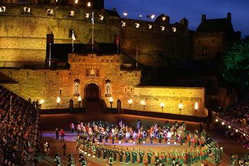 Excursión de un día y Tierras Altas de Escocia, Edinburgh Military...