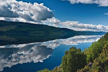 Heldagstur till Loch Ness och de skotska högländerna