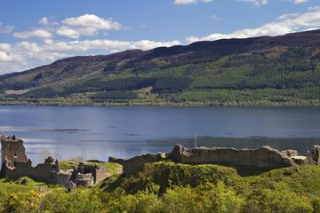 Heldagstur till Loch Ness och Glencoe från Edinburgh inklusive lunch