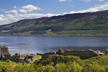 Loch Ness, Glencoe and Loch Laggan Day Trip