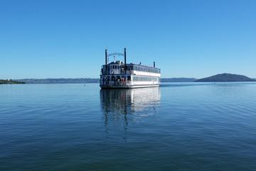 Lake Rotorua Bootstour mit dem Raddampfer mit Frühstück oder...