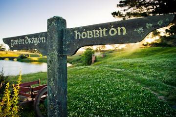 Excursión al escenario de Hobbiton de...