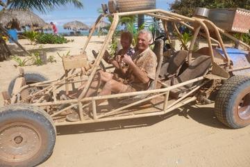 Aventura de medio día en buggy por las dunas en Punta Cana