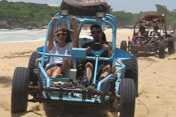 Aventure d'une demi-journée en Dune buggy à Punta Cana