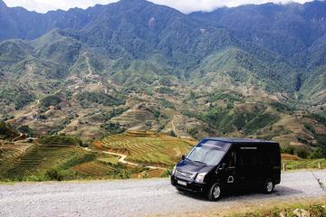 Luxury Bus from Sapa to Hanoi