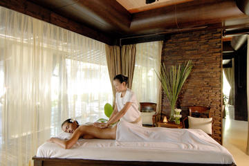 Aromatherapy Hot Oil Massage 90 ...