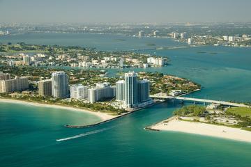Helikoptertur över Miami