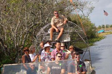 Offre spéciale Miami: aventure en hydroglisseur dans les Everglades...