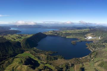 15-Minute Crater Lakes Flight by...