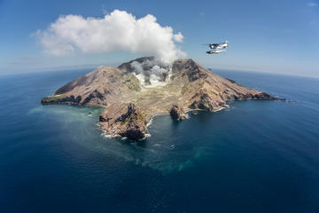 White Island & Mount Tarawera...