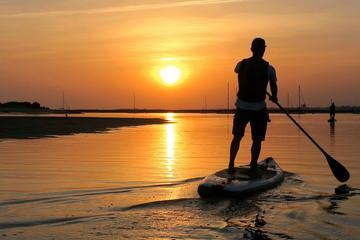 Small-Group Stand Up Paddle-Boarding...