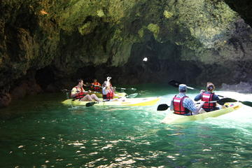 2-hour Kayak Tour of Ponta da Piedade...
