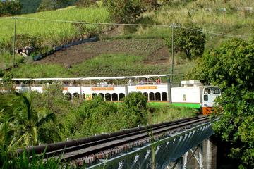 St Kitts Scenic Railway-Führung