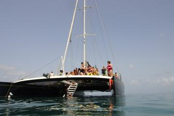 The Narrows Sail and Snorkel Tour...