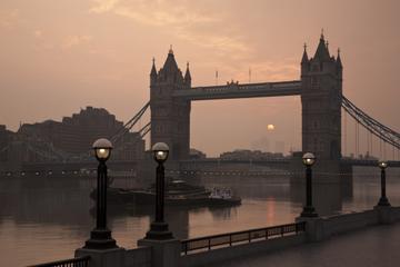Excursão a pé Crime e mistério por Southbank em Londres