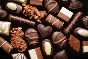 Vandring i Edinburgh på temat choklad